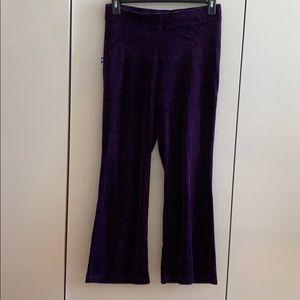 Style & Co Pants - NWT Purple Track Pants